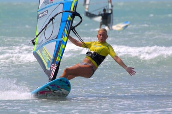 Windsurfschool Pro-Intro Inge klein