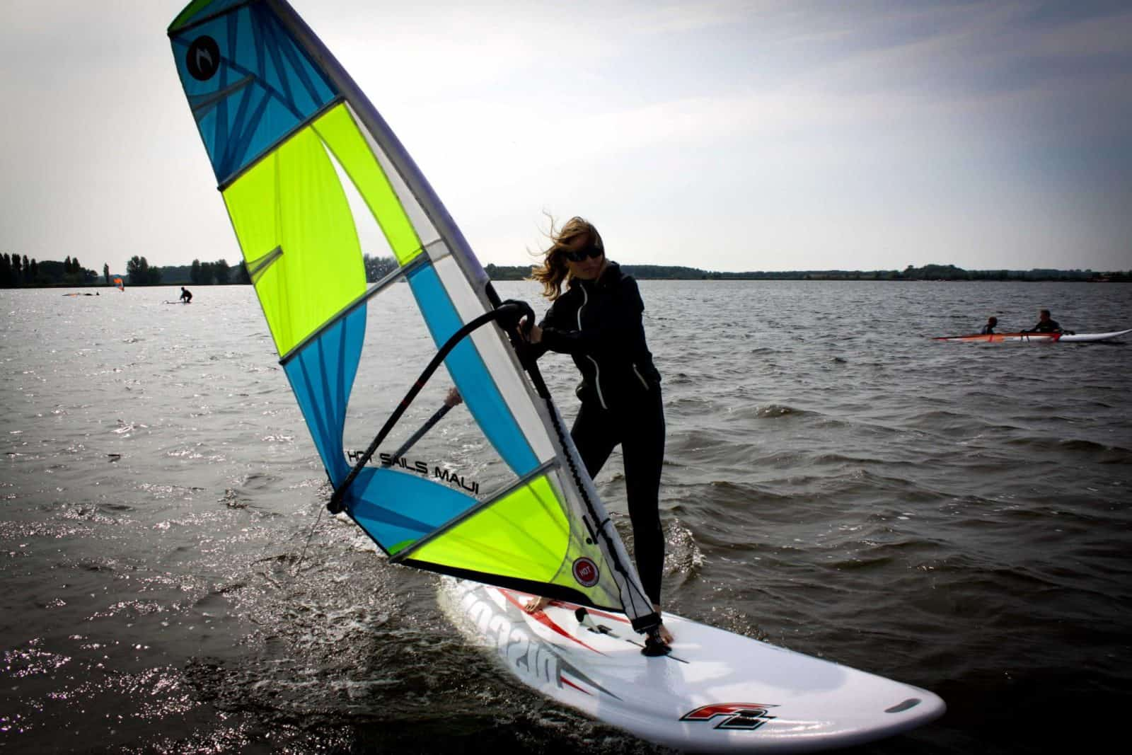 windsurf try-out