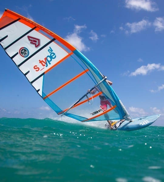 windsurf locker bij pro-intro