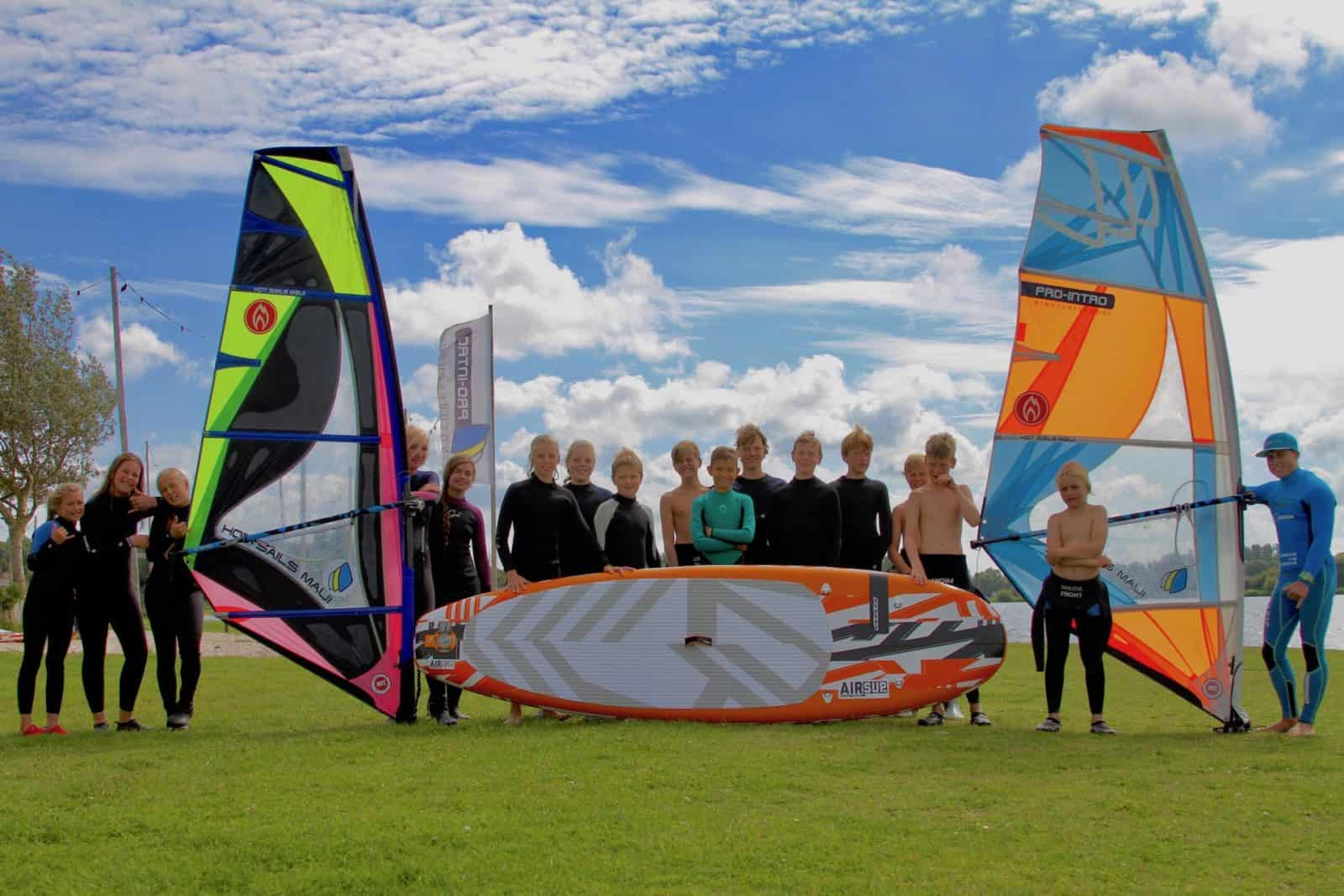 Surfcamp bij Windsurfschool Pro-Intro
